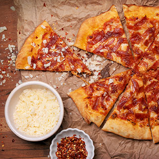 Baleen Pizza